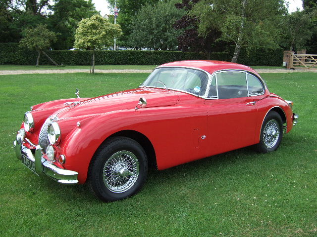 Jaguar XK120 XK140 XK150 Parts