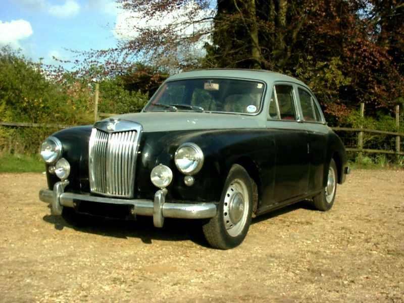 MG Magnette ZA, ZB, Mk3 & Mk4 Parts