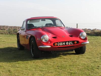 TVR Vixen, Grantura & Griffiths 200 Car Parts
