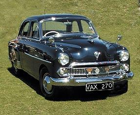 Vauxhall Velox Car Parts