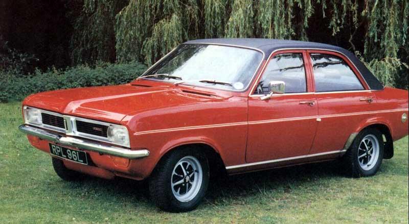 Vauxhall Viva HA HB HC Car Parts