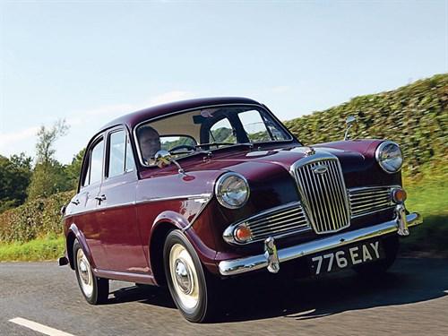 Wolseley 1500 Saloon Car Parts