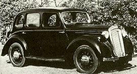 Wolseley 8, 10, 12 & 14 Car Parts
