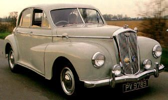Wolseley 4/50 & 6/80 Car Parts