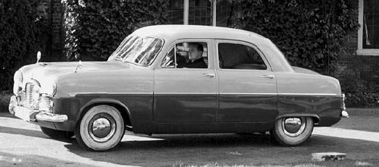 Ford Consul Zephyr Zodiac Mk1