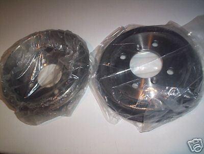 BRAKE DRUMS REAR x2 (Lotus Europa) (Ser 1, 2 & Twin Cam) (1966- 72 Only)