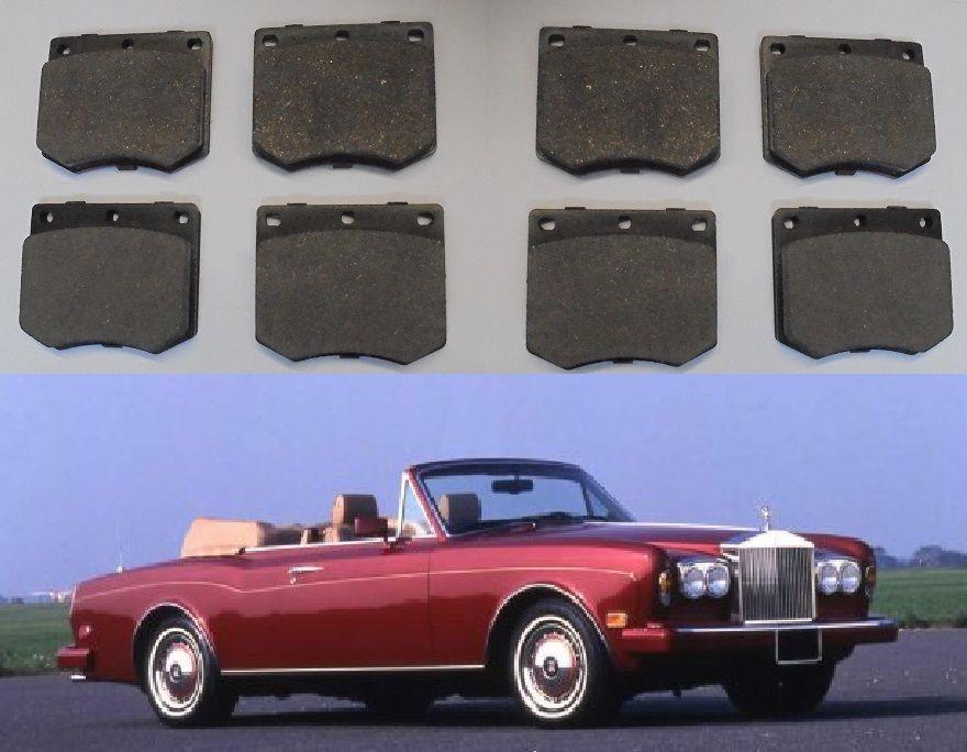 FRONT BRAKE PADS SET HUMBER Sceptre Ser. I /& II 1963-66