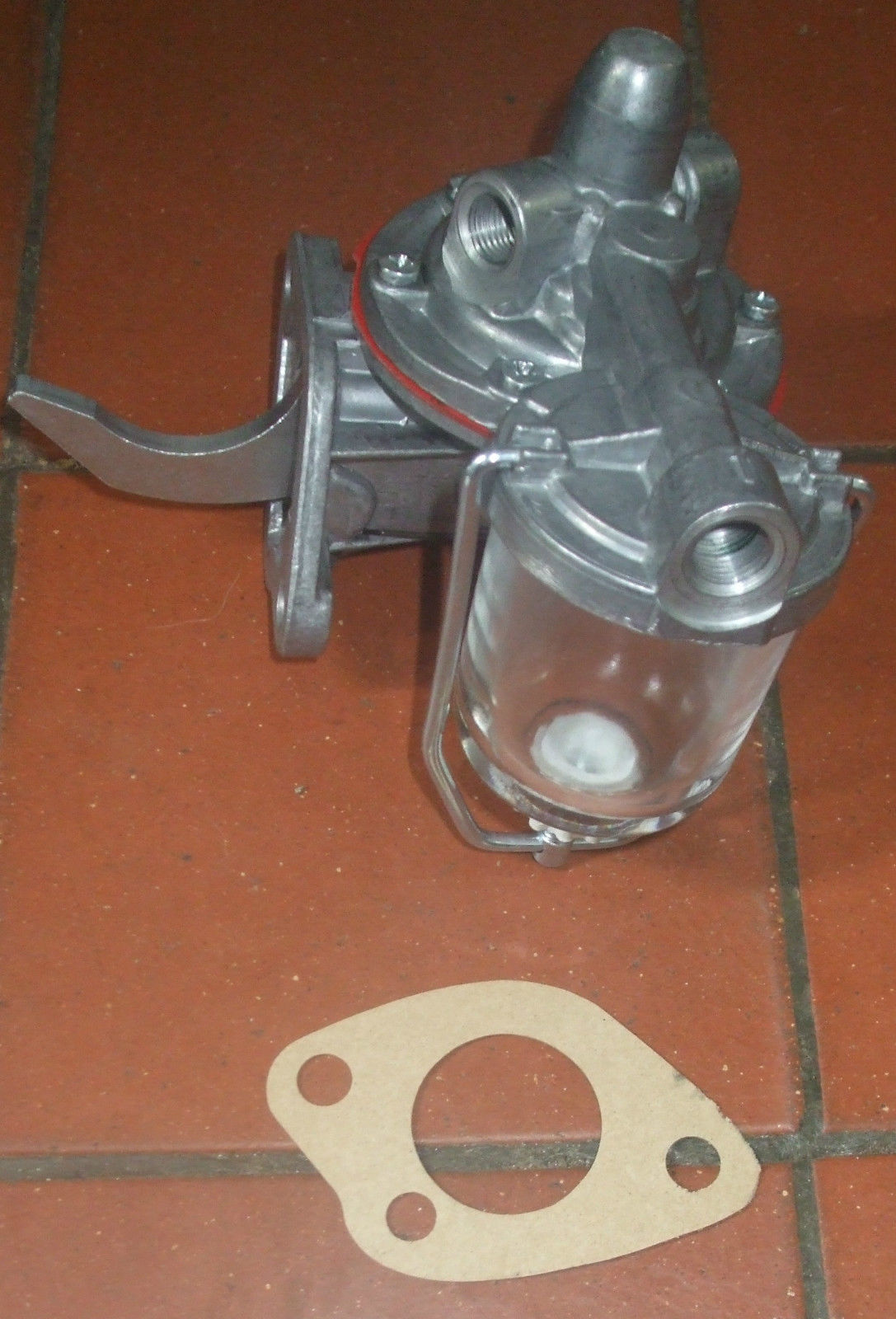 FUEL PUMP (Morgan Plus 4) (1991cc & 2138cc) (1954- 67)