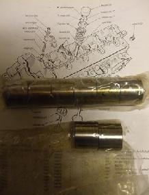 CAM FOLLOWERS BUCKETS x8 (Triumph Dolomite) (1850cc & Sprint 2.0)