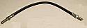 REAR BRAKE HOSE x1 (Vauxhall Victor FD) (1600 & 2000) (1967- 72)