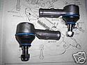 TRACK ROD ENDS x2 (Triumph TR7 & TR8) (1975- 81)