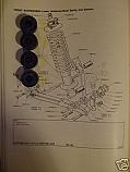 TOP DAMPER BUSHES x4 (Triumph Spitfire & GT6) (1962- 80)