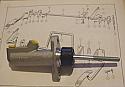 BRAKE MASTER CYLINDER (Morgan 4/4) (Ser.4&5) (1961- 68)
