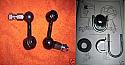 FRONT ANTI ROLL BAR MOUNTING KIT (Triumph GT6) (Mk1 & Mk2) (1966- 70)