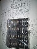 ENGINE VALVE SPRINGS x8 (Triumph Dolomite) (1300 & 1500) (1976- 80)