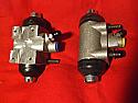 REAR BRAKE WHEEL CYLINDERS x2 (Allard Palm Beach) (Z & C Models) (From 1953- 58)