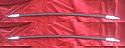 FRONT BRAKE HOSES x2 (Morgan 4/4 Ser.4&5, Plus 4) (1959- 66 Only)