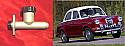 CLUTCH MASTER CYLINDER (Riley 1.5 1500) (1958- 65)