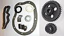 TIMING CHAIN KIT & SPROCKETS (Austin / Morris J4 Van) (1622cc Petrol) (1960- 74)