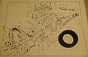 GEARBOX EXTENSION REAR OIL SEAL (Triumph TR7) (4 Speed European Version)