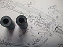 ROTOFLEX INNER WISHBONE BUSHES x2 (Triumph GT6)