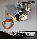 FUEL PUMP (MG Midget 1500)  (** To Eng No/ FP50,967 Only **) (1974- 77 Only)