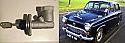 CLUTCH MASTER CYLINDER x1 (Austin A40 Cambridge) (1954- 56 Only)