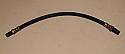 REAR BRAKE HOSE x1 (Jaguar XK150) (1957- 61)