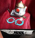 FUEL PUMP (Triumph GT6) (Mk1 Late, Mk2, Mk3) (**See Eng No/.**) (1966- 74)