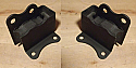 FRONT ENGINE MOUNTS x2 (Morgan 4/4) (Ser. 3, 4 & 5) (1960- 68)