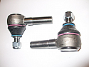OUTER TRACK ROD ENDS x2 (Triumph Renown) (1949- 54)
