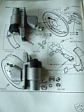 REAR BRAKE WHEEL CYLINDERS x2 (Lotus Europa) (Twin Cam Special) (1972- 75)