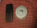 BRAKE MASTER CYLINDER ALUMINIUM FILLER CAP (Humber Super Snipe) (1958- 62 Only)