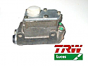 BRAKE / CLUTCH COMBINED MASTER CYLINDER (MG Midget) (Mk1 Late & Mk2) (1098cc) (**Front Discs**) (From Oct 62- 66)
