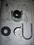 ANTI ROLL BAR BUSH CLAMP KIT (Triumph GT6 Mk3) (1970- 74)