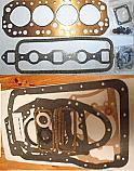 HEAD & SUMP (COMPLETE ENGINE GASKET SET) (Morris JB Van) (1500cc OHV Petrol) (1957- 61)
