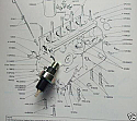 OIL PRESSURE SWITCH (Morgan 4/4 Ser. IV & V) (1961- 68)