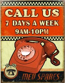 Call Us 7 Days A Week 9am-10pm